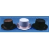 Top Hat Felt Quality Brown Small